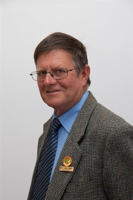 New Council 2015 - Deputy President, Councillor Bruce