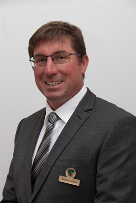 New Council 2015 - Councillor Chad Ferguson